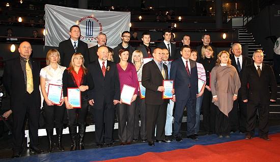 LNOK 2009 m. nominantai
