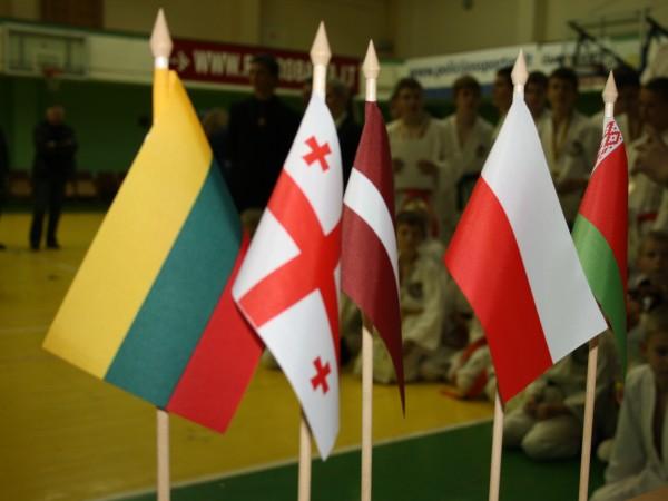 """Turnyre """"Tigro kelias"""" dalyvavo Lietuvos, Latvijos, Baltarusijos, Lenkijos ir Gruzijos atstovai"""